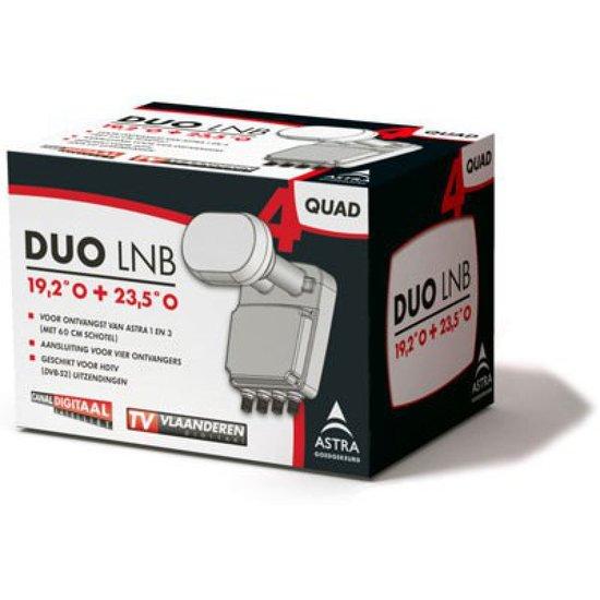 Duo Quad LNB