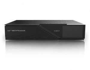 Dreambox 900UHD Front