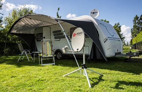 Camping Satelliet set