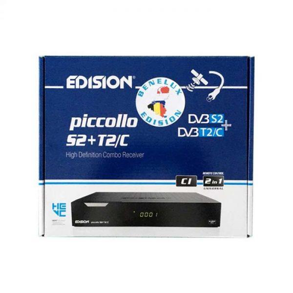 Edision Piccollo Benelux Doos