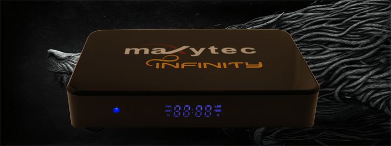Maxytec Infinity 4K, IPTV en Android mediabox