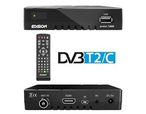 Edision DVB-C-t2
