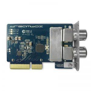 Dreambox Dual DVB-C/T2 Twin Tuner