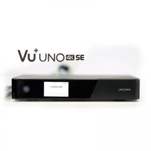 Vu + uno 4k se schotelzaak