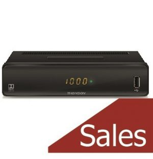 Thomson THC300 Ziggo Digitale ontvanger + HDMI