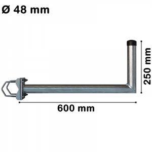 Balkon Buigel 60 cm 48