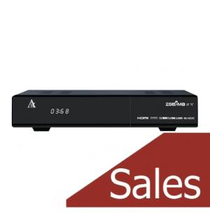 Zgemma H7C 4K Linux Smart Box DVB-C & DVB-S
