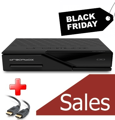 Dreambox 520HD Blackfriday