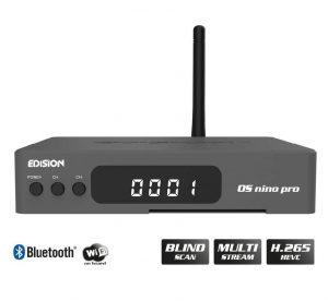 Edision OS NINO PRo DVB-S2X