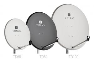 Nieuwe Modellen Triax