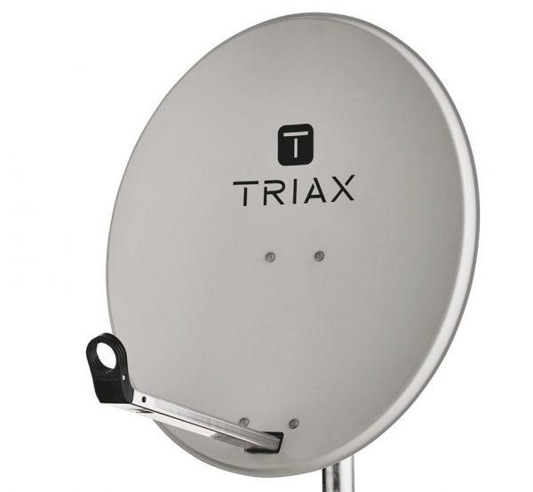 Triax TDS 65CM Schotel Lichtgrijs ( Ral 7035 )1