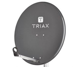 Triax TDS 65CM Schotel antraciet ( Ral 7016)1