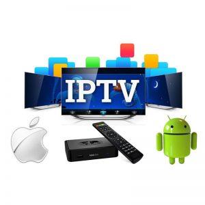 IPTV ontvangers