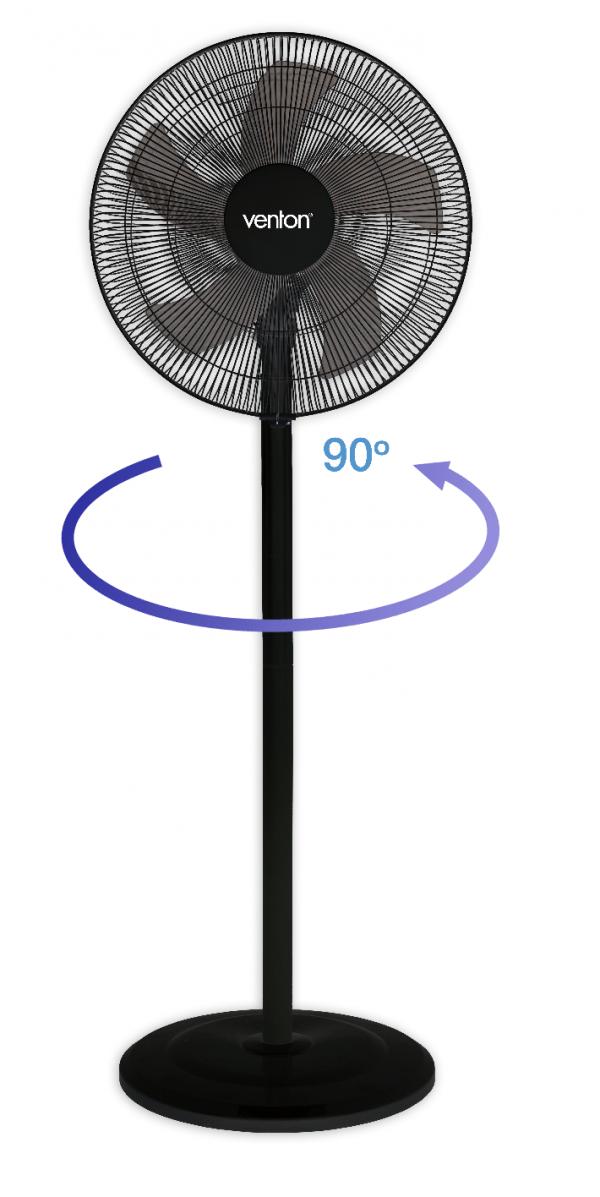 venton Statief ventilator