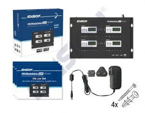Edision HDMI modulator quad4